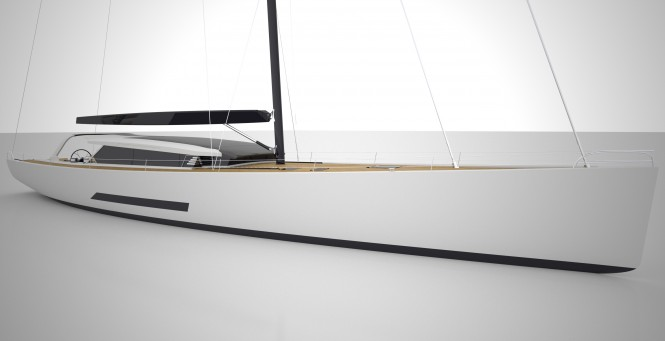 Superyacht MV100 concept by Fifth Ocean Yachts and Studio Starkel