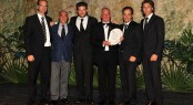 Top Awards for Sunseeker Distributors