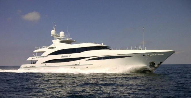 Trinity superyacht REEM 1 (hull T-061)