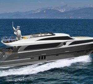 Wim van der Valk Continental III 26.00 RPH Yacht to make her premiere at Dusseldorf Boat Show 2014