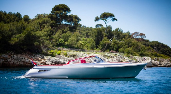 Osprey 38 Yacht Tender - Photo by Hunk de Kock