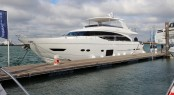 Princess 88 Yacht by Princess Yachts