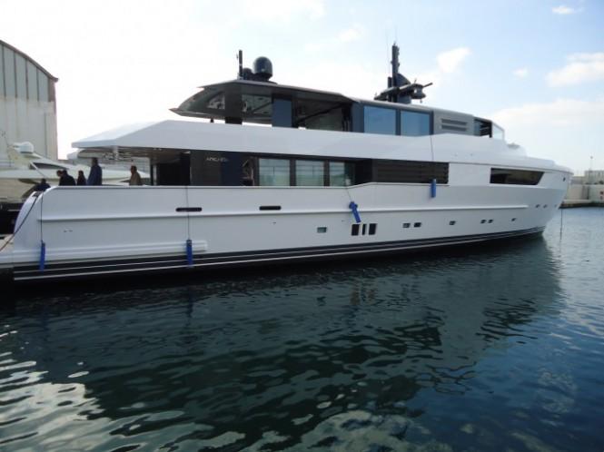 115 'M Ocean' Superyacht by Arcadia Yachts - sistership to EROSSEA