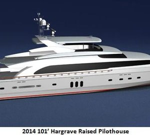 2014 101' Hargrave RPH superyacht