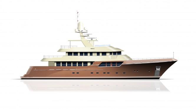 38m MCC Transocean Explorer Yacht