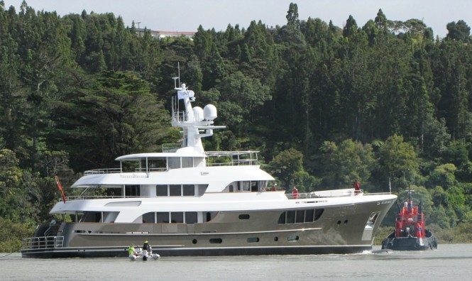 39m expedition yacht CaryAli by Alloy Yachts