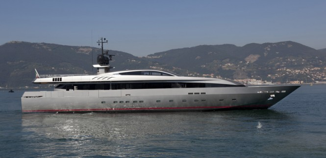 44m superyacht Monokini by Baglietto