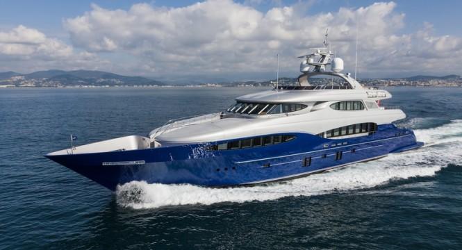 46m motor yacht Vulcan by Vicem Yachts