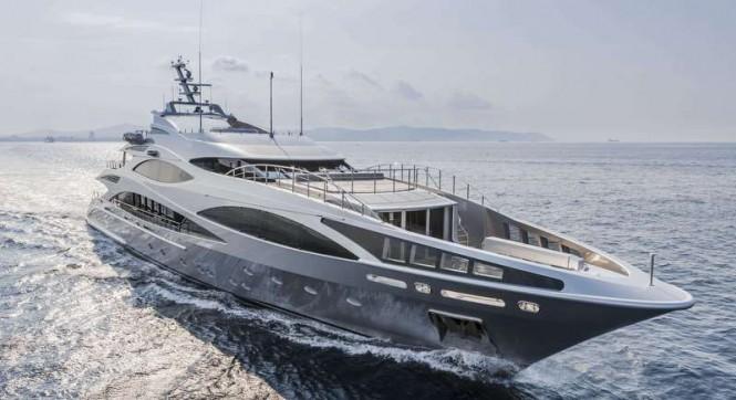 47m superyacht Panthera (FB502) by Benetti
