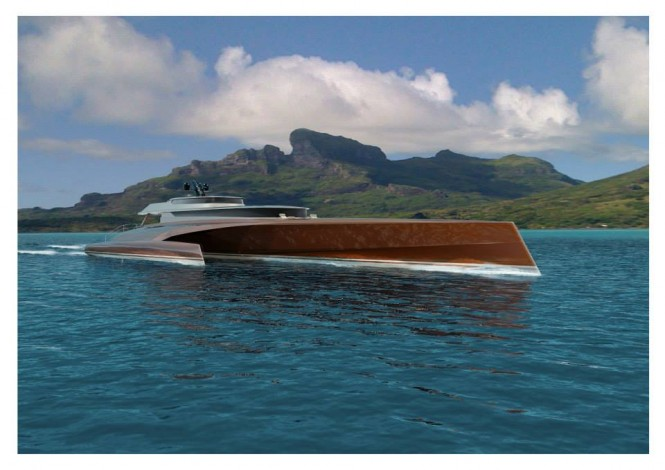60m Blue Coast superyacht