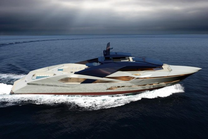 65m superyacht Project Granturismo by Stefano Inglese Vafiadis