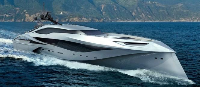 72m SuperSport Series Superyacht by Palmer Johnson