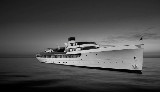 74m WILLIAMSBURG - the latest yacht refit project by Green Yachts