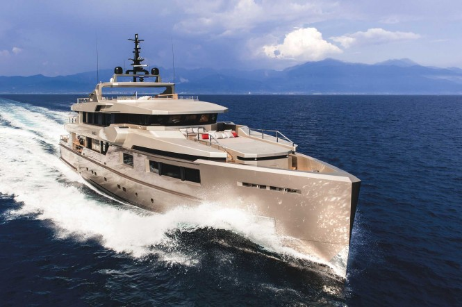 Admiral - The Italian Sea Group superyacht Cacos V
