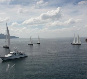 Asia Superyacht Rendezvous 2013: Final days of preparations