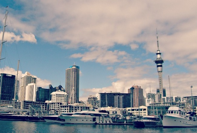 Auckland Viaduct Harbour - New Zealand - Image credit to Auckland Viaduct Harbour
