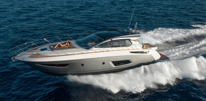 Azimut Atlantis 50 Yacht