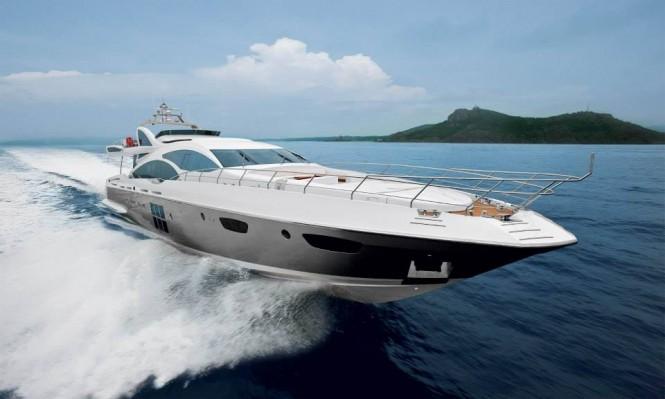 Azimut Grande 120SL superyacht