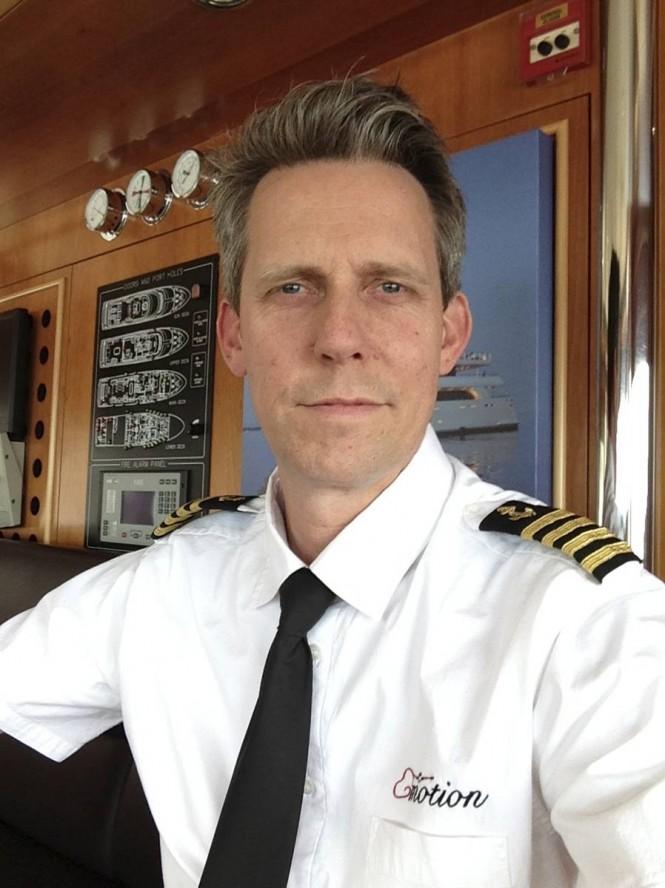 Captain Anders Pehrson - Marina Port Vell Dockmaster