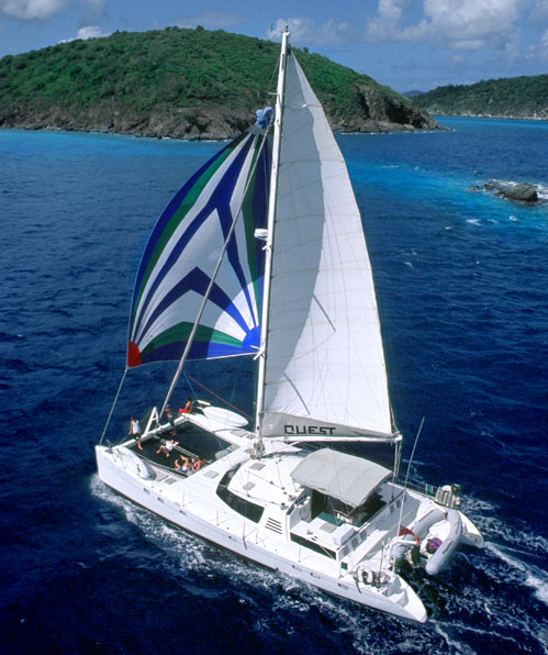 Catamaran QUEST