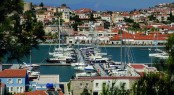 Cesme Marina in the lovely Eastern Mediterranean yacht charter location - Turkey