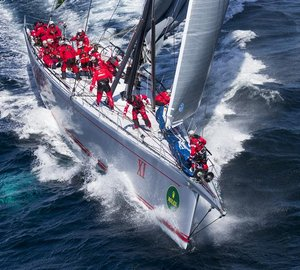 DSS foil fitted Wild Oats XI Yacht takes 7th line honours victory at Rolex Sydney Hobart