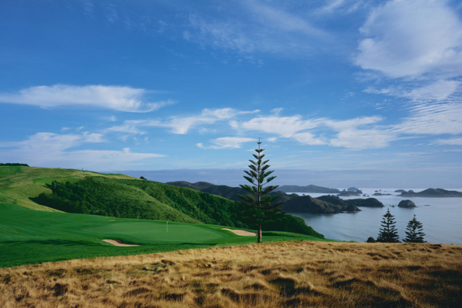 Hole #17 - Image credit to Kauri Cliffs