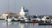 Limassol Marina in the popular yacht charter destination - the Eastern Mediterranean