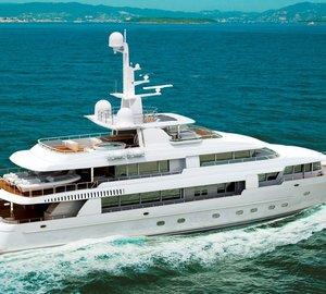 Successful sea trials for Bloemsma van Breemen superyacht BN141 (Project BVB44M)