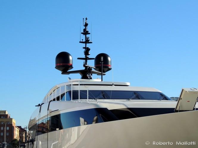 Luxury yacht LILIYA - Photo credit Roberto Malfatti