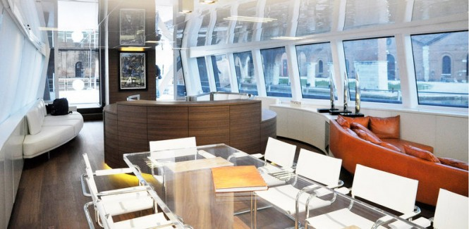 Luxury yacht Nativa - Interior
