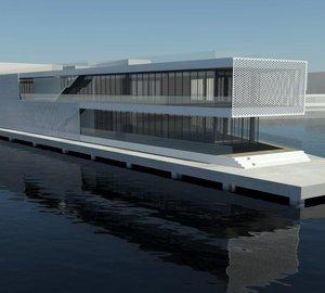 Marina Port Vell completes its reception platform