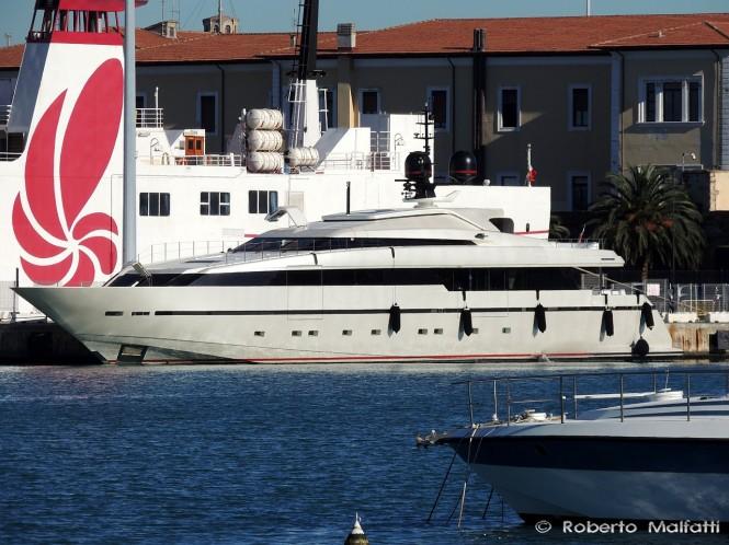 Motor Yacht Liliya - Photo credit Roberto Malfatti