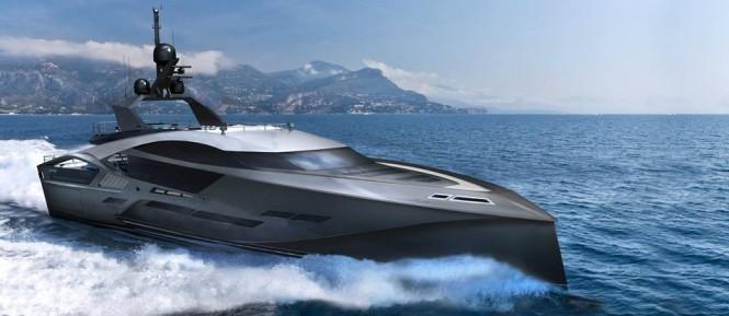 Palmer Johnson 42m SuperSport Yacht