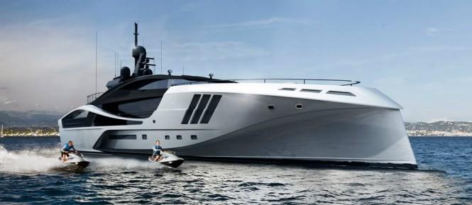 Palmer Johnson 48m SuperSport Series Yacht