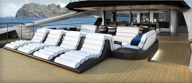Palmer Johnson 48m SuperSport Yacht - Exterior