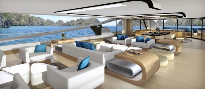 Palmer Johnson 72m SuperSport Series Yacht - Exterior