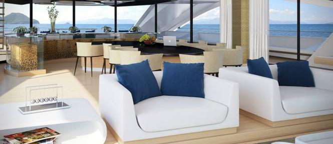 Palmer Johnson 72m SuperSport Series Yacht - Interior