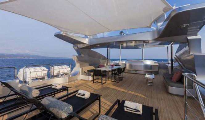 Panthera Yacht - Exterior
