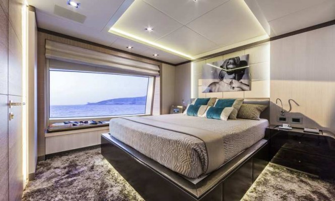 Panthera superyacht - VIP Cabin