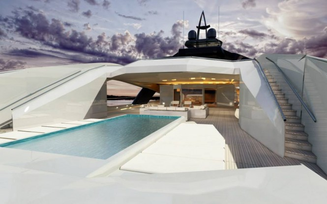 Project Granturismo Yacht - Exterior