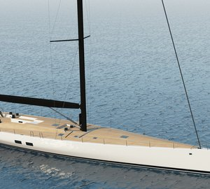 Third WallyCento Yacht signed and in build