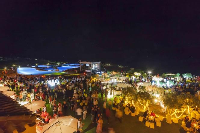 Rolex Swan Cup Crew Party 2012 - Image credit to Nautor's Swan Alberto Cocchi