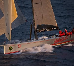 McConaghy Boats preparing for Rolex Sydney to Hobart Yacht Race