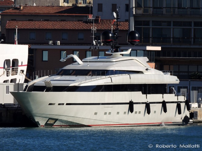 Sanlorenco Alloy 40 yacht LILIYA - Photo credit Roberto Malfatti
