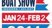 Seattle Boat Show 2014 logo
