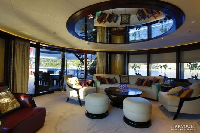 Superyacht Apostrophe - Interior
