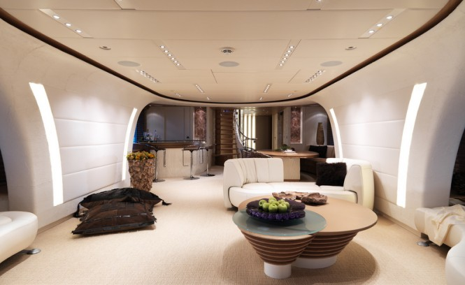 Moonen YN194 superyacht Sofia - Interior - Photo by Dick Holthuis