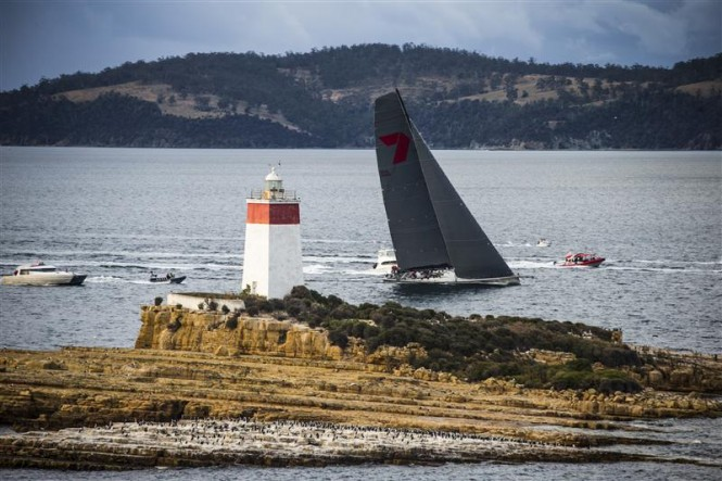 Superyacht Wild Oats XI - Photo by Rolex Carlo Borlenghi