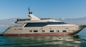 Tecnomar Nadara 30 superyacht Zahraa - Photo by AA Photodesign